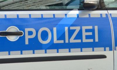 Polizei Auto Seite