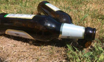 Bierflaschen, Alkohol