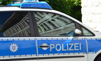 Polizei, Auto