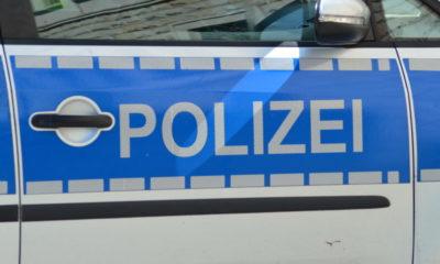 Polizei Seitentür