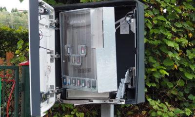 Sprengung Zigarettenautomat