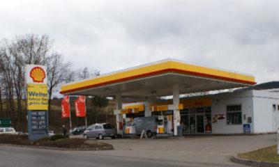 Tankstelle Floh