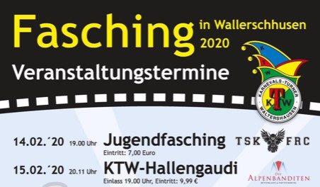 Karneval Waltershausen