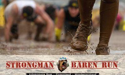 Strongman Bären Run